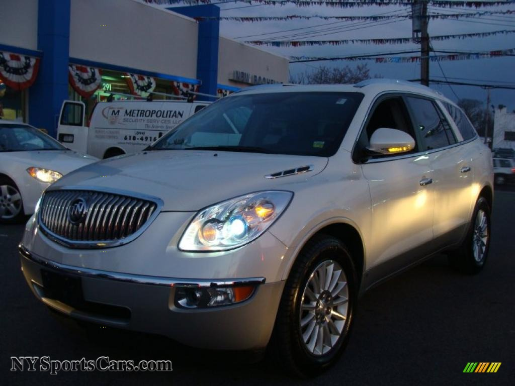 Buick Enclave 2014 White Diamond