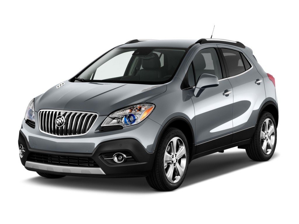2014 Buick Encore Review, Ratings, Specs, Prices, and Photos - The Car Connection