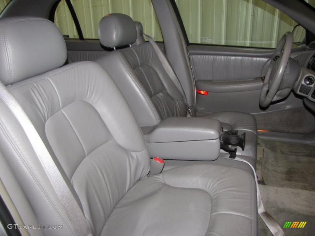 2000 Buick Park Avenue Standard Park Avenue Model interior Photo #38071585