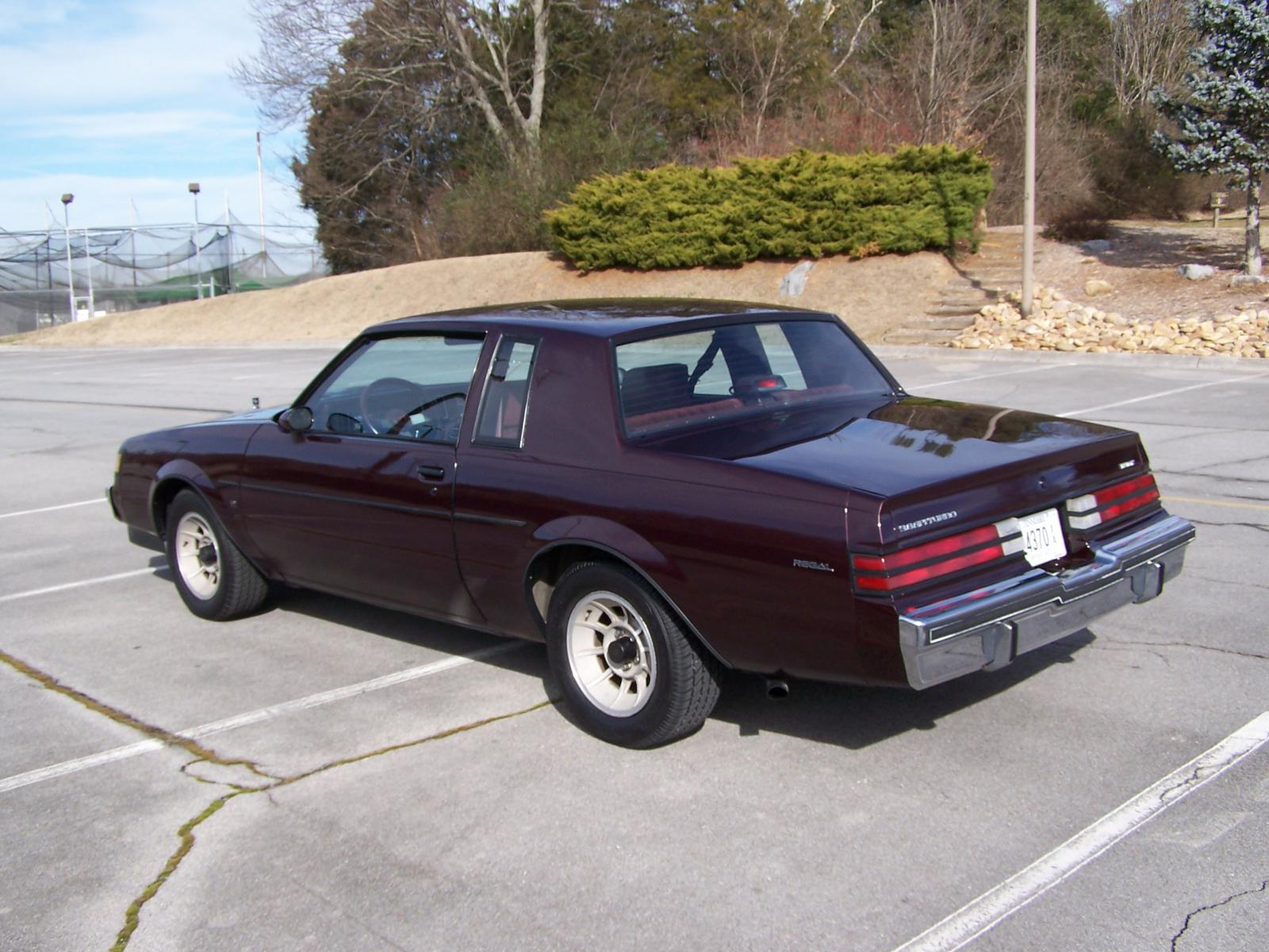 ... 1987-buick-regal-turbo-t-original-one-owner- ...