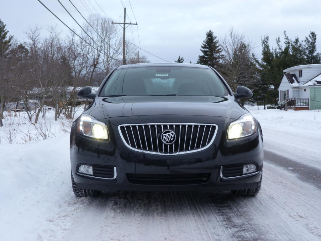 Buick Regal 2011 Black