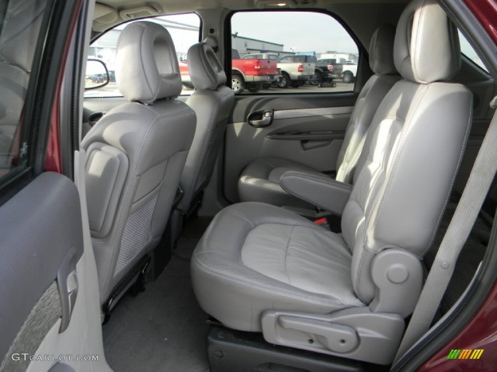 2002 Buick Rendezvous CXL AWD interior Photos