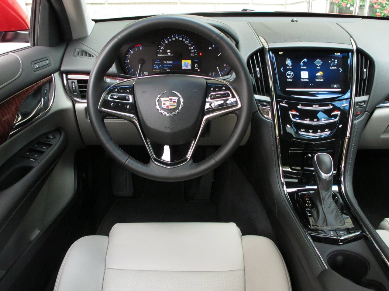 Ats Cadillac 2013 Picture