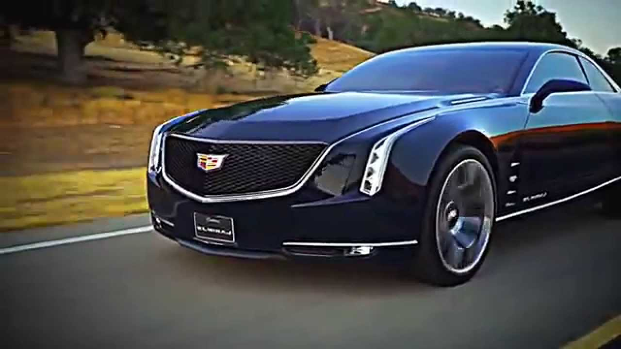 Cadillac CT6 Coupe