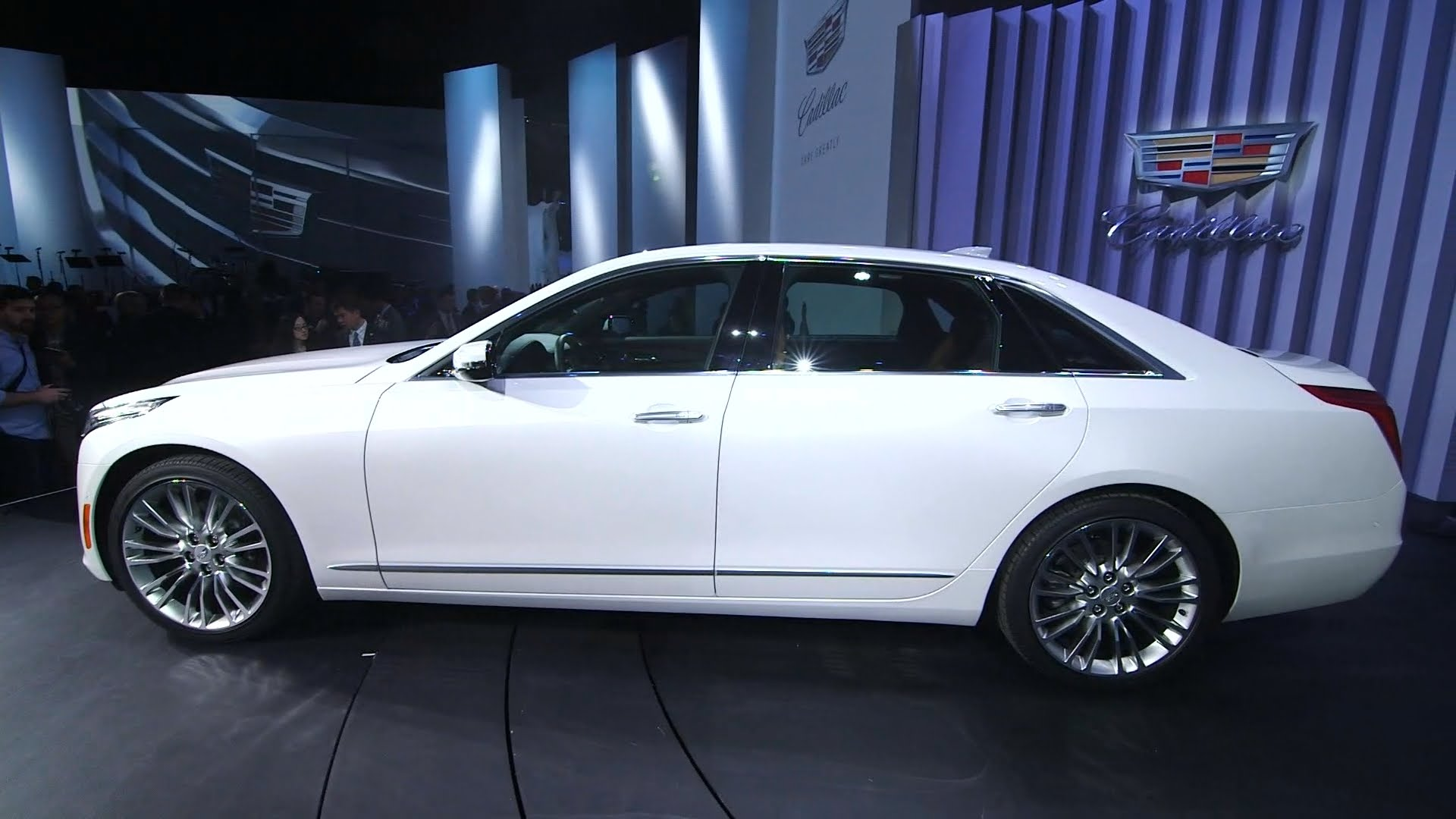 Hands-On With Cadillac CT6: The New Sedan Taking On BMW