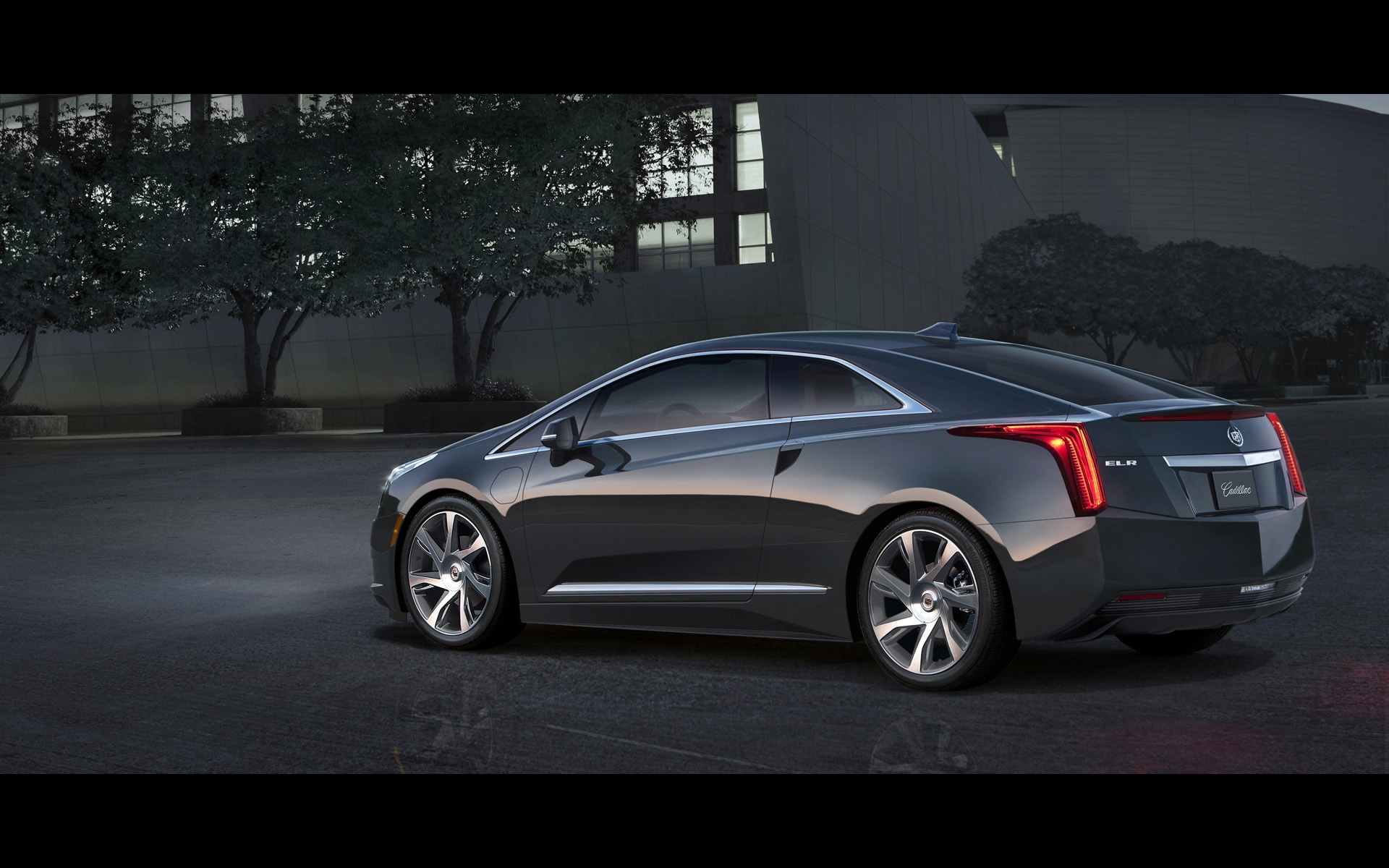 Cadillac Elr Wallpaper