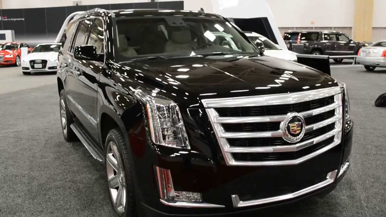 All New 2015 Cadillac Escalade