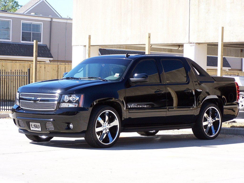 Ruthless24_7's 2007 Chevrolet Avalanche
