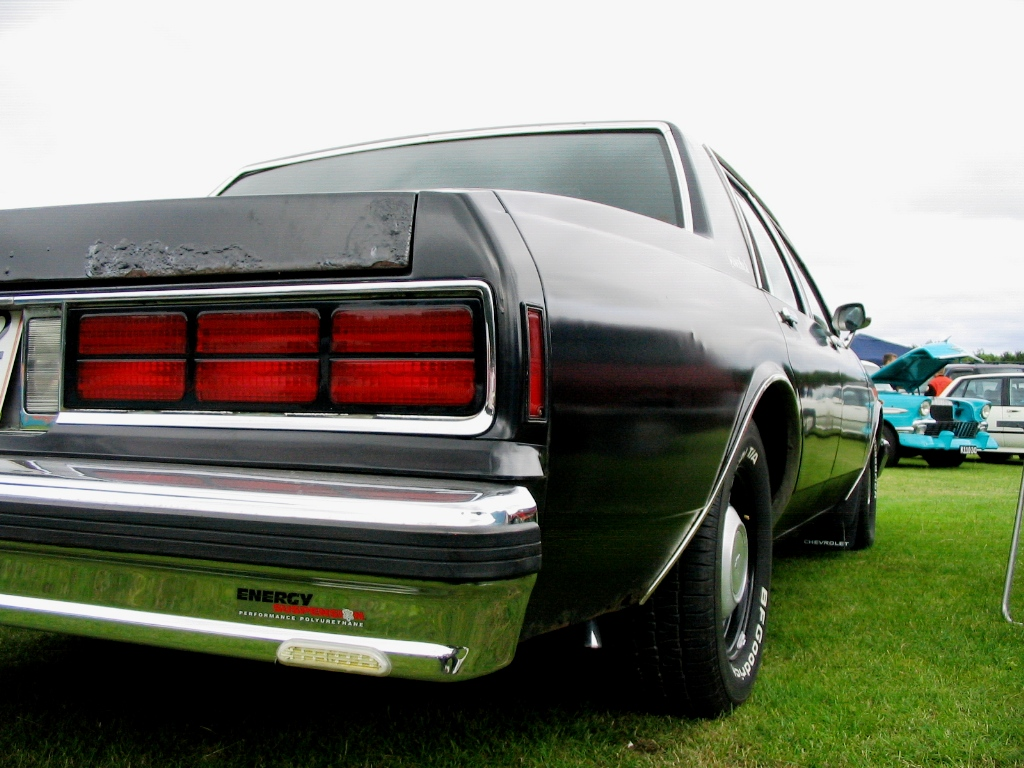 1980 Chevy Caprice Car