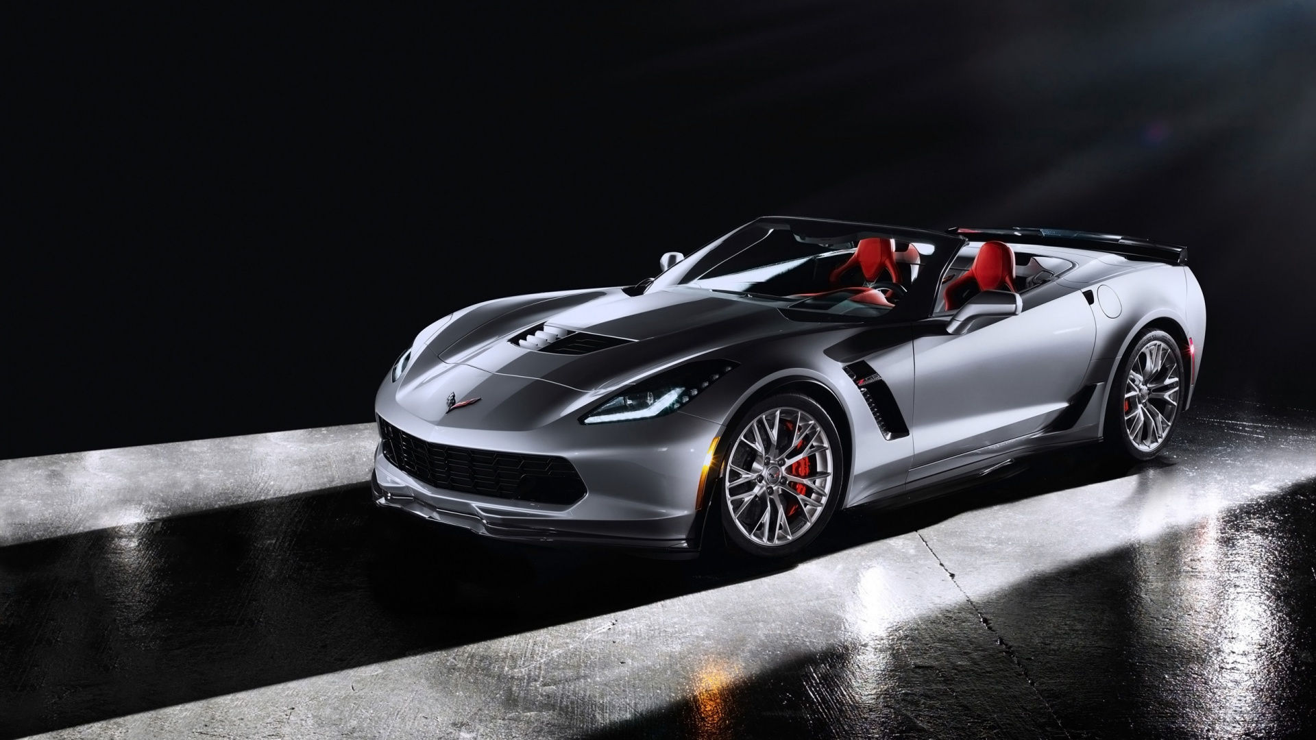 Chevrolet Corvette Stingray 2016