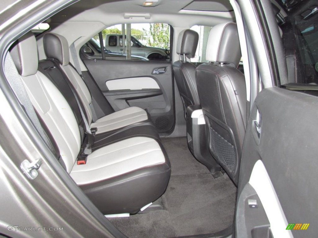 Chevrolet Equinox 2010 Interior