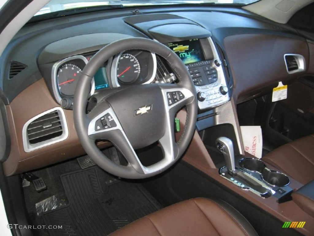 2010 chevrolet equinox interior wallpapers - DriverLayer ...