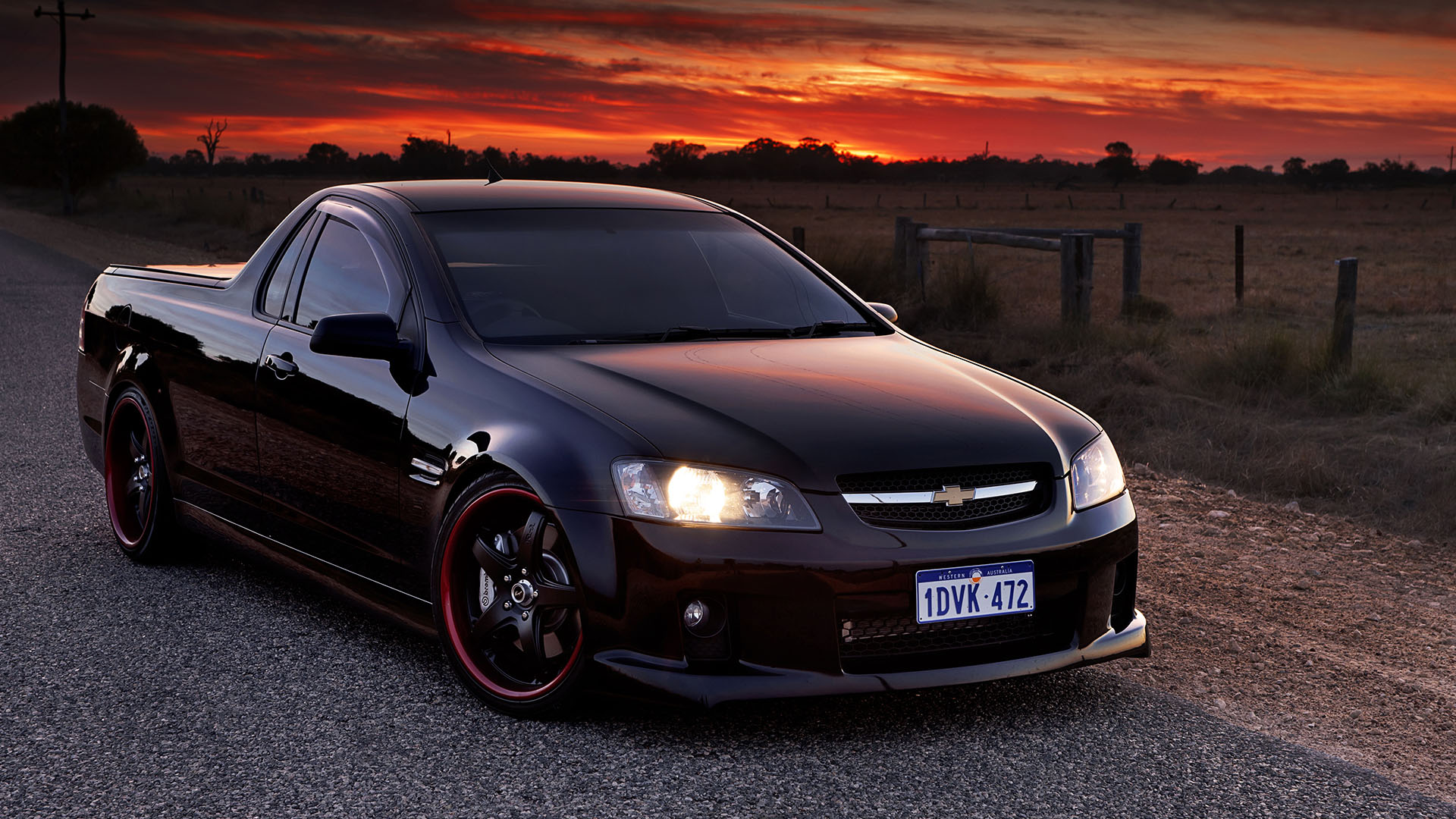 Car of the day – Chevrolet Lumina SS UTE 6.0-liter V8 270 kW 1920×1080 HD