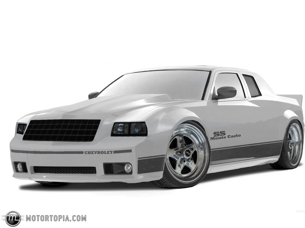 Photo of a 2010 Chevrolet Monte Carlo (The future of Monte Carlo?)