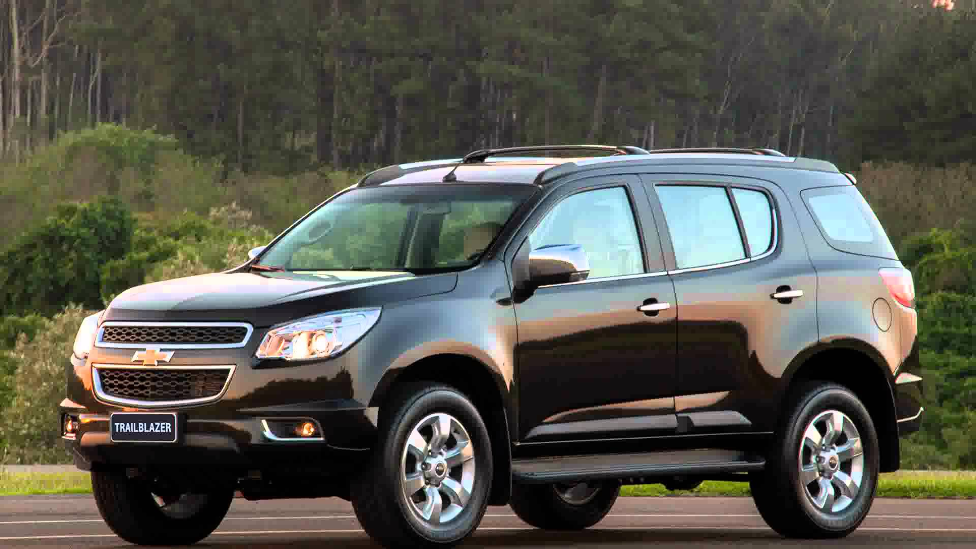 2015 Chevrolet Trailblazer
