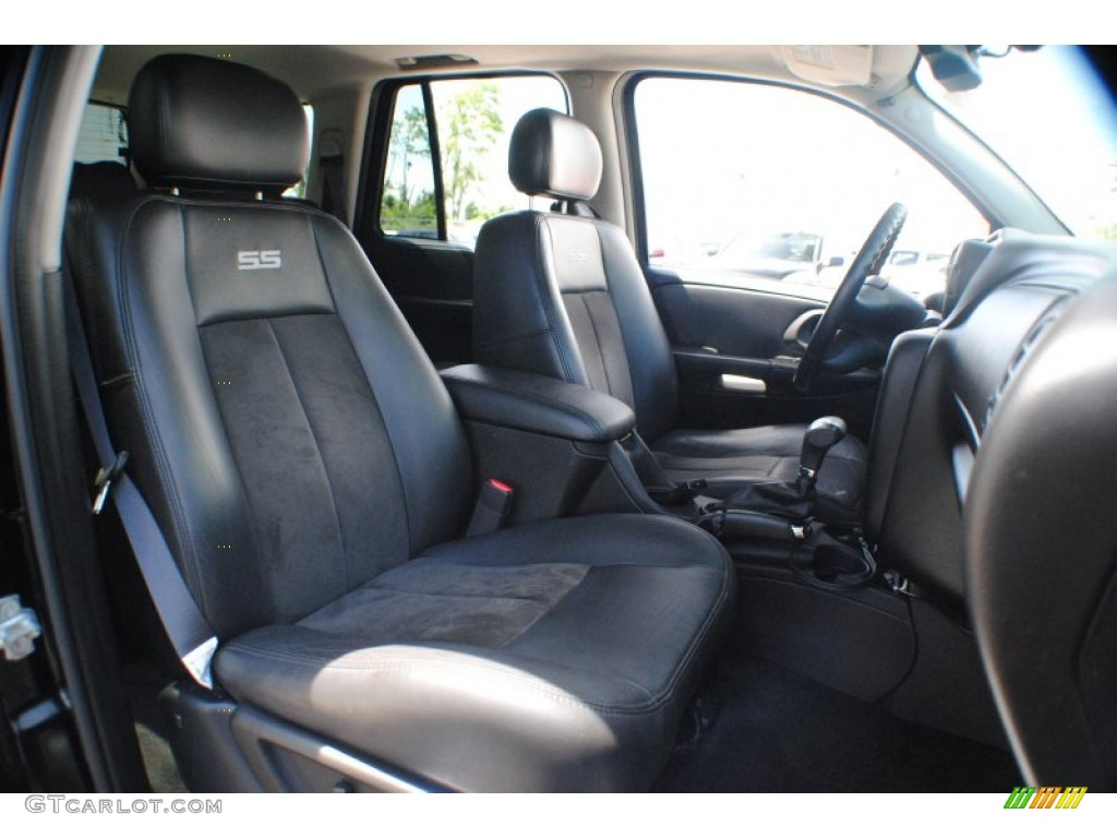 Chevrolet TrailBlazer Ss Interior