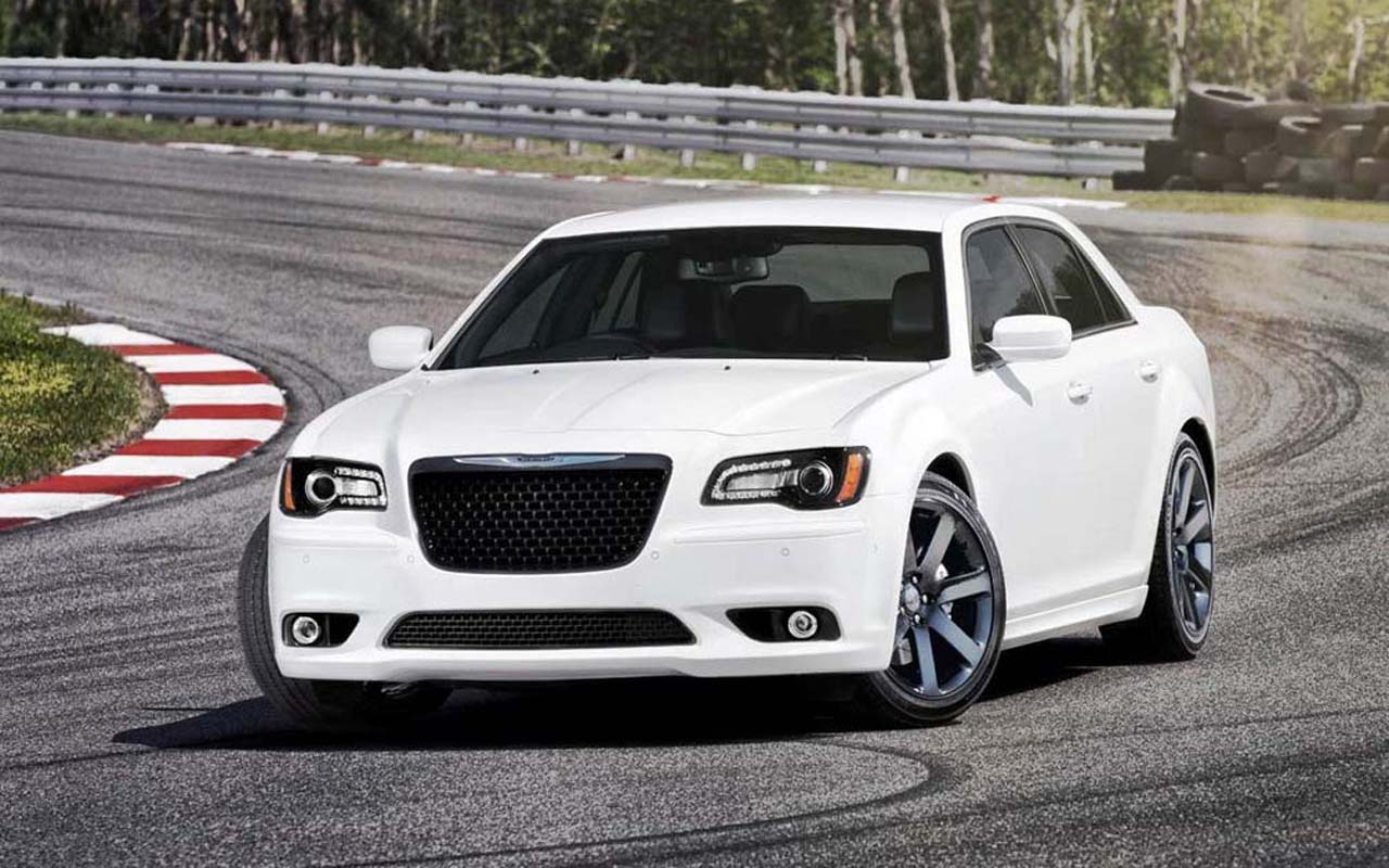 Chrysler 300C 2015 White