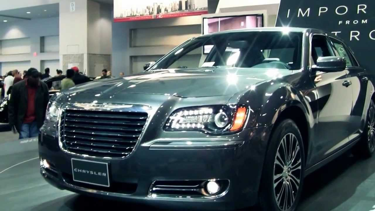 Chrysler 300m 2014