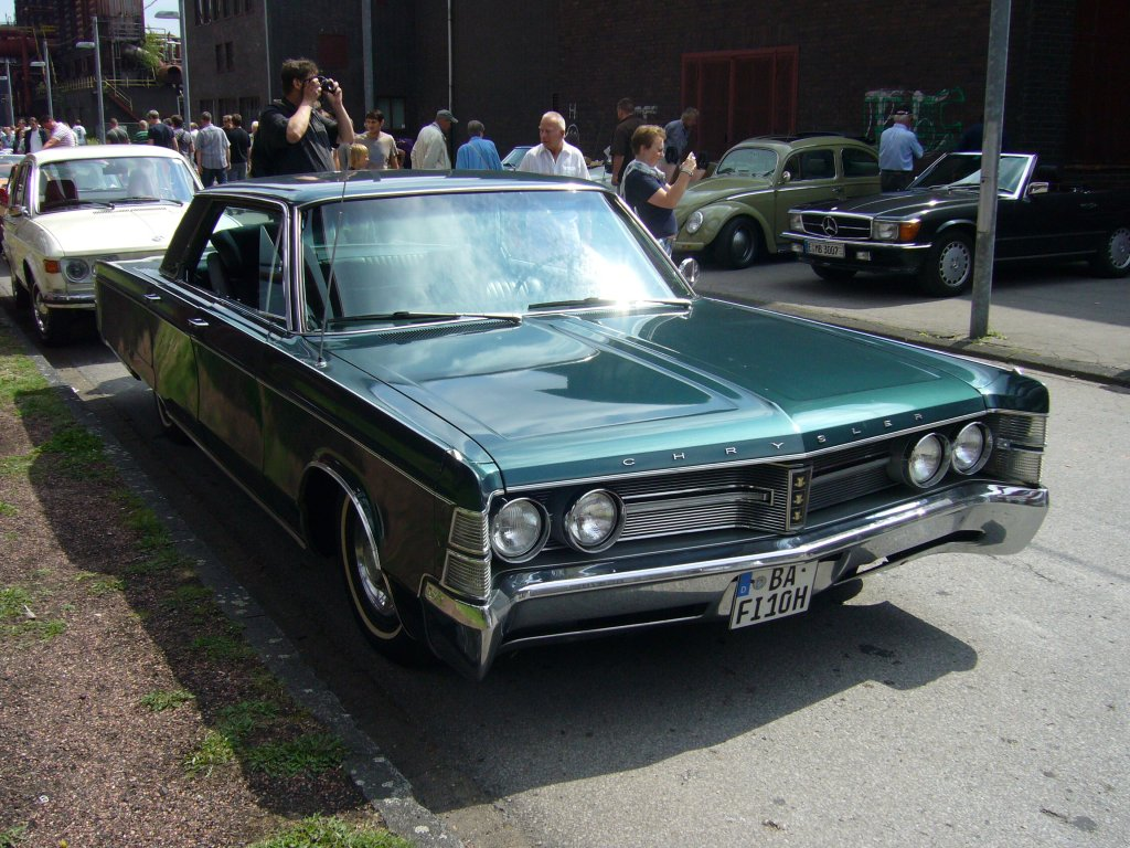 ... Chrysler New Yorker 1967 #4