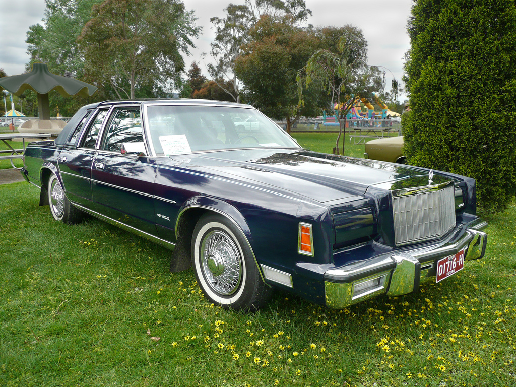 ... 1980 Chrysler New Yorker | by HJ75