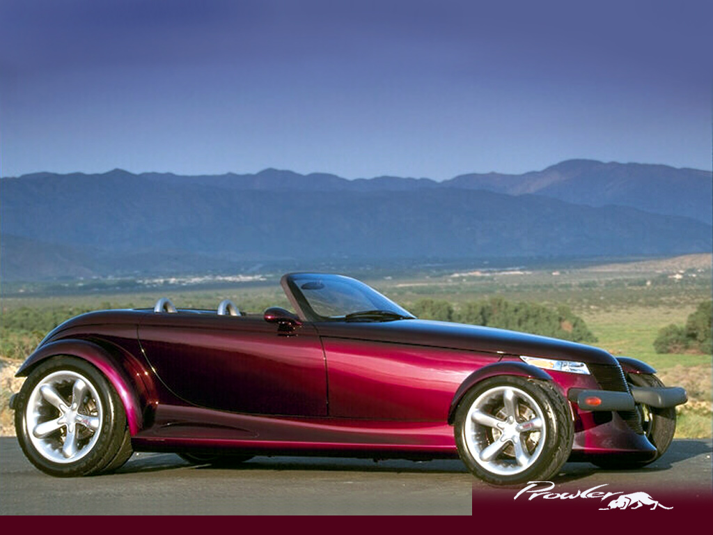 Plymouth Prowler photo 03