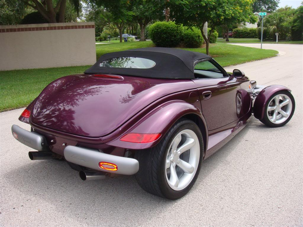 Chrysler Prowler For Sale