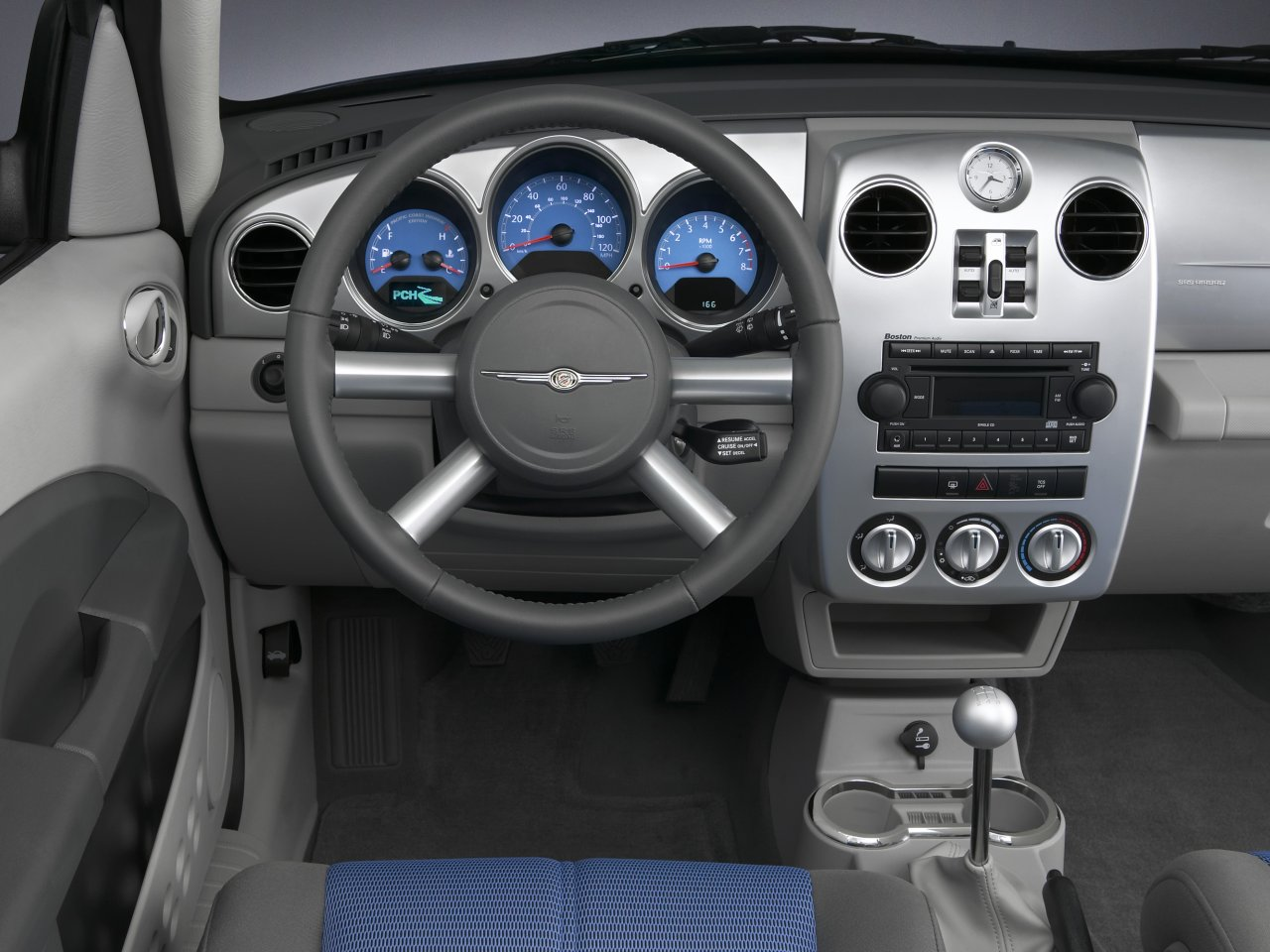 Chrysler Pt Cruiser Convertible Interior