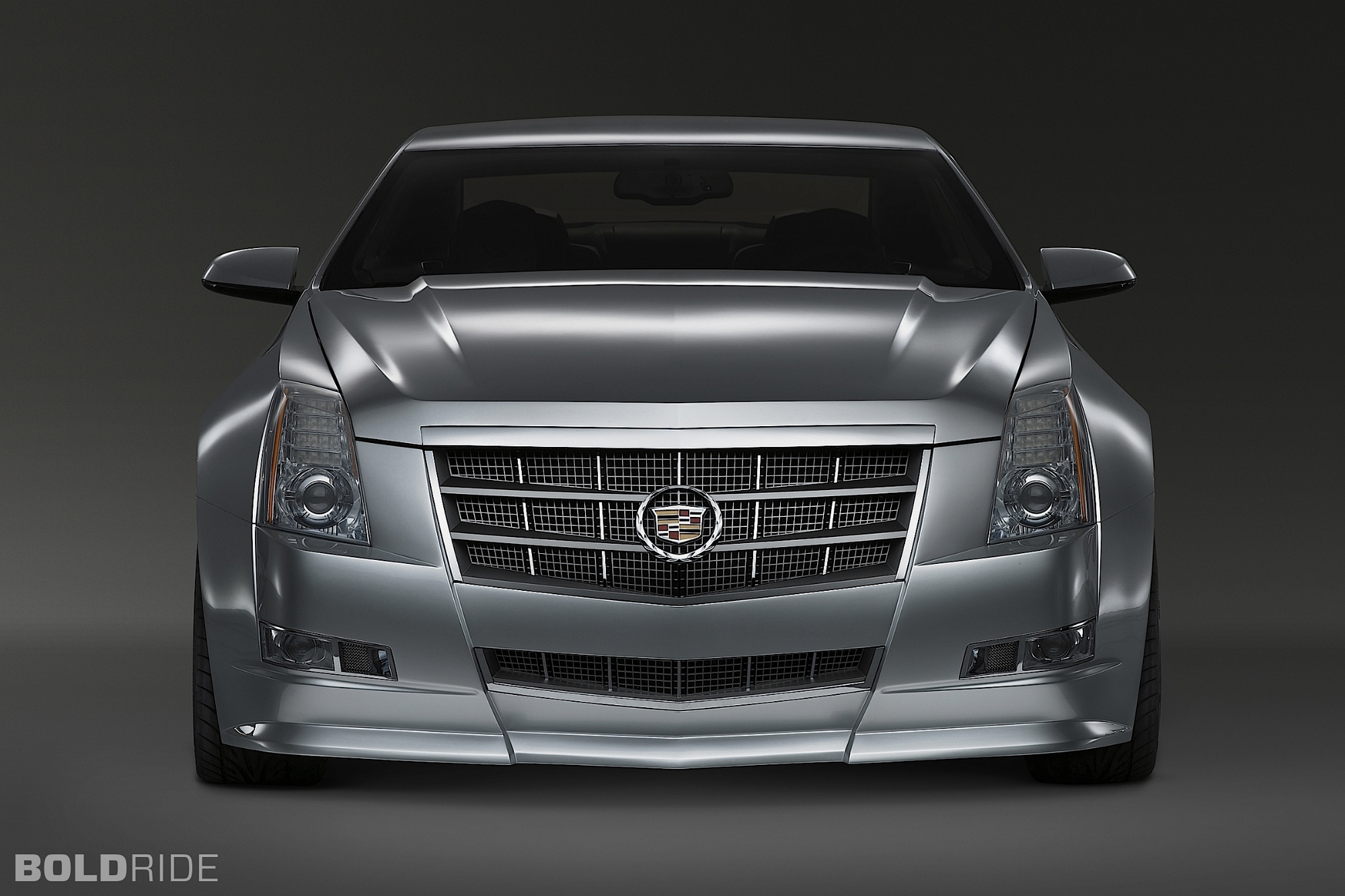 Custom Cadillac Cts Coupe