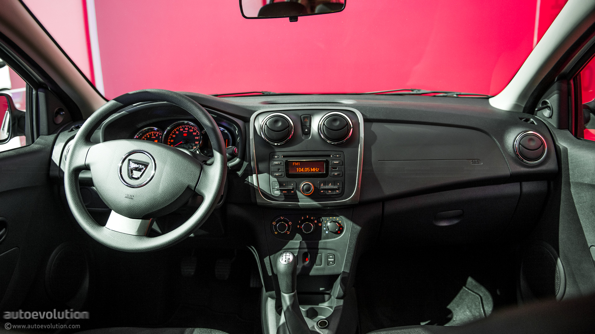 Dacia Sandero 2014 Interior wallpaper | 1920x1080 | #7746