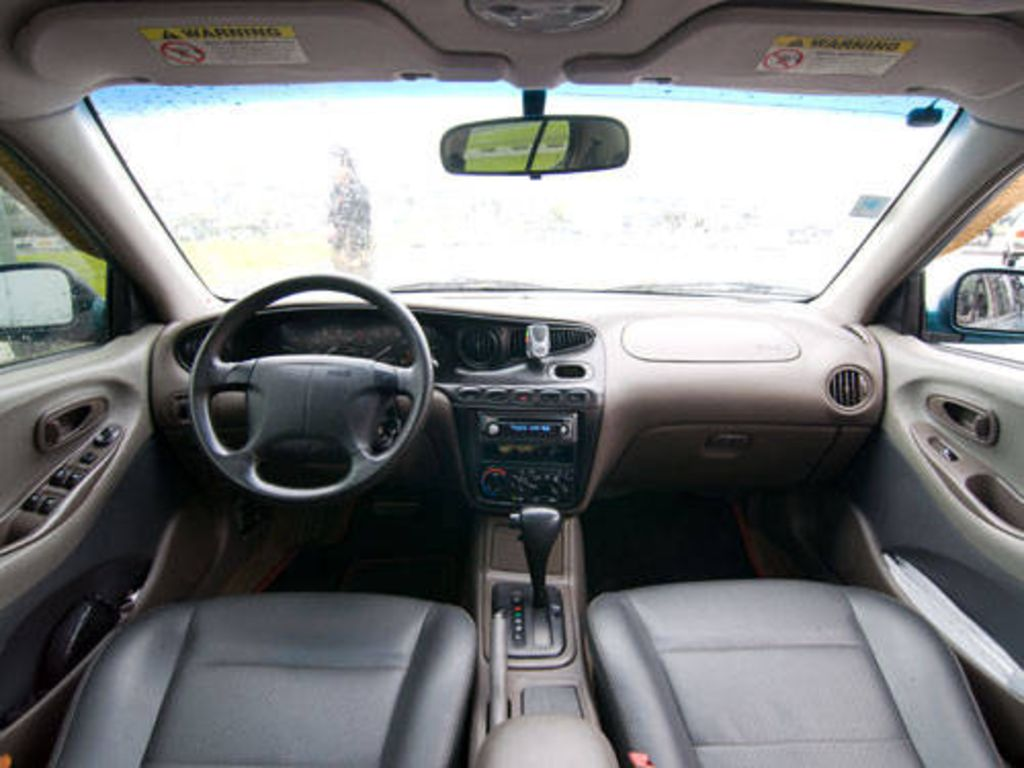 Daewoo Leganza Interior Wallpaper 1024x768 7779