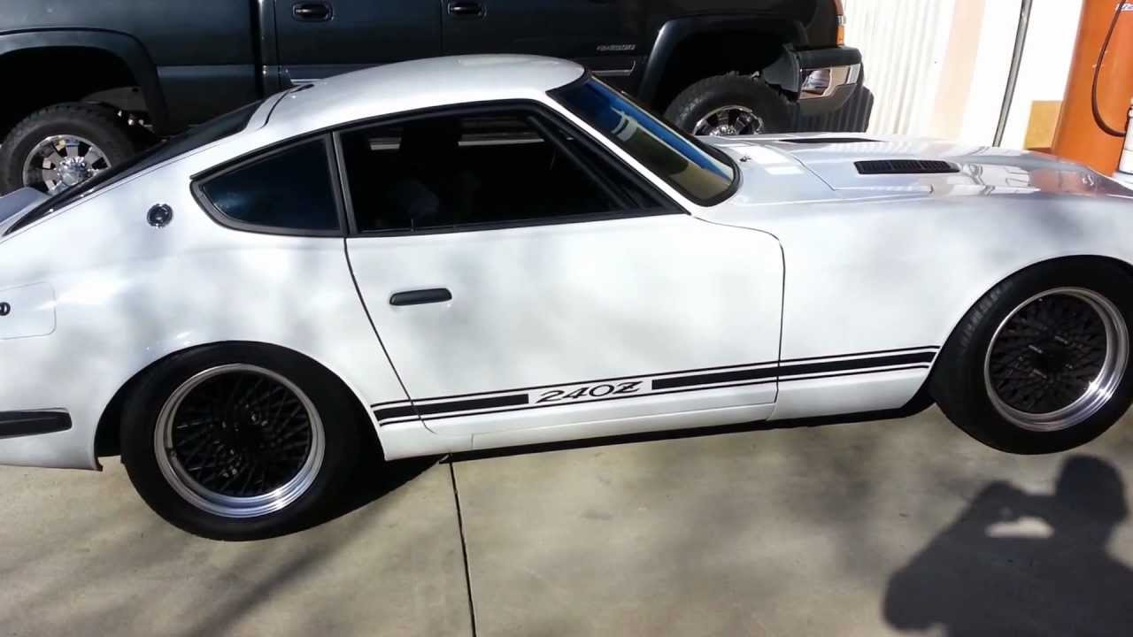 Datsun 240Z For Sale Craigslist