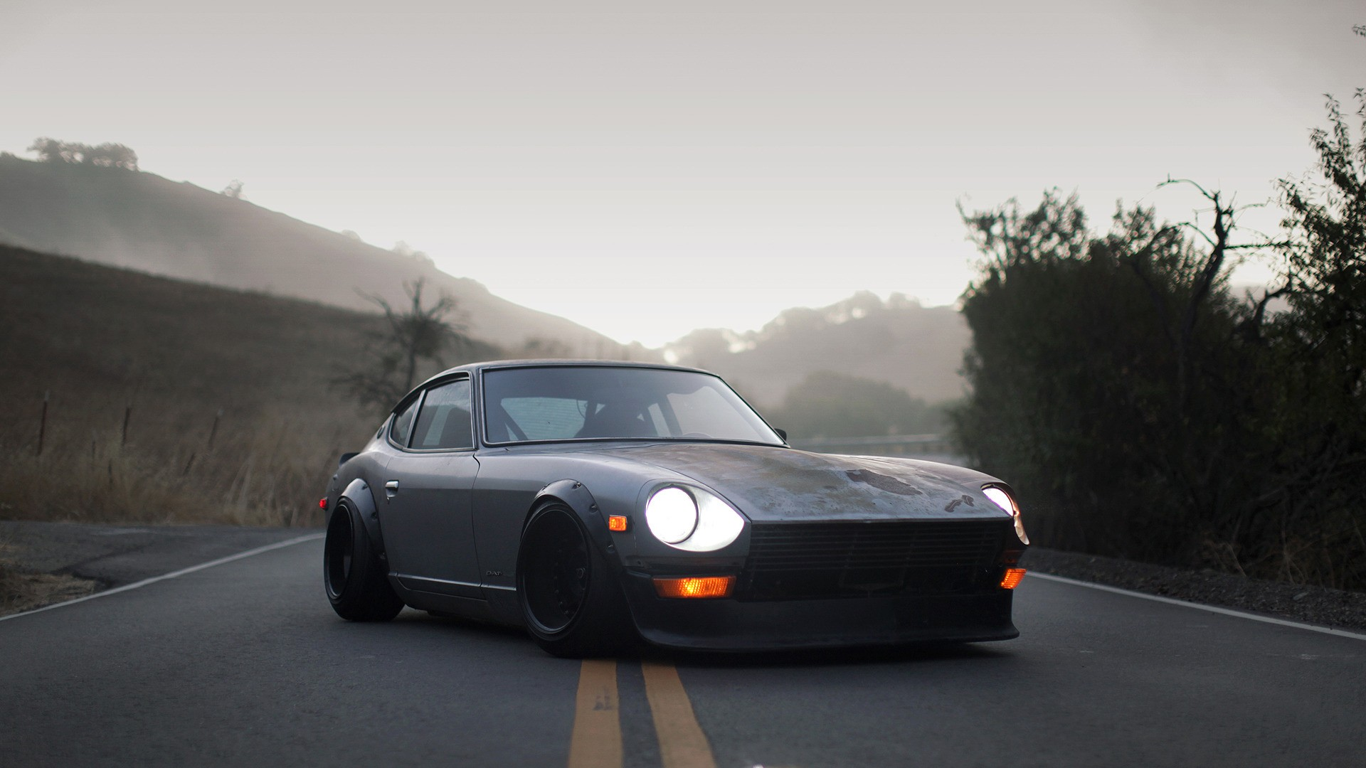 Datsun 280ZX Wallpaper
