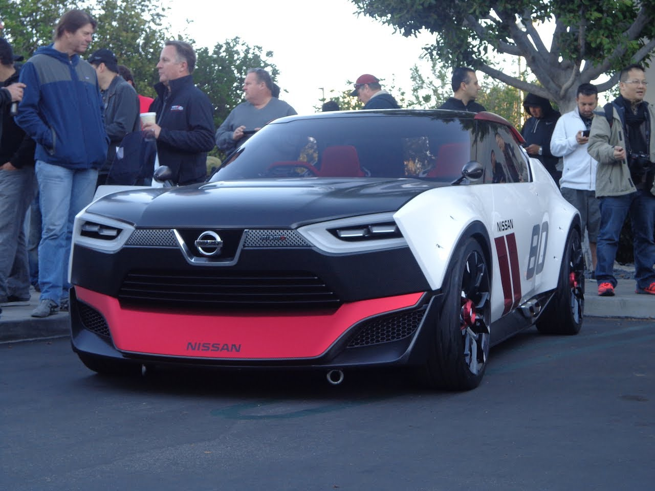 Nissan IDx and other Datsun/Nissan at Cars and Coffee - Skyline,510 Bluebird, GTR