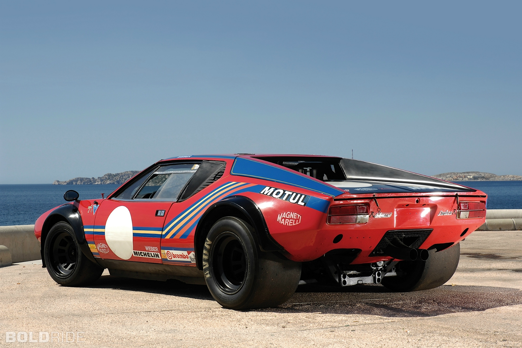 1974 De Tomaso Pantera Group 4 Competition Coupe 2000 x 1333