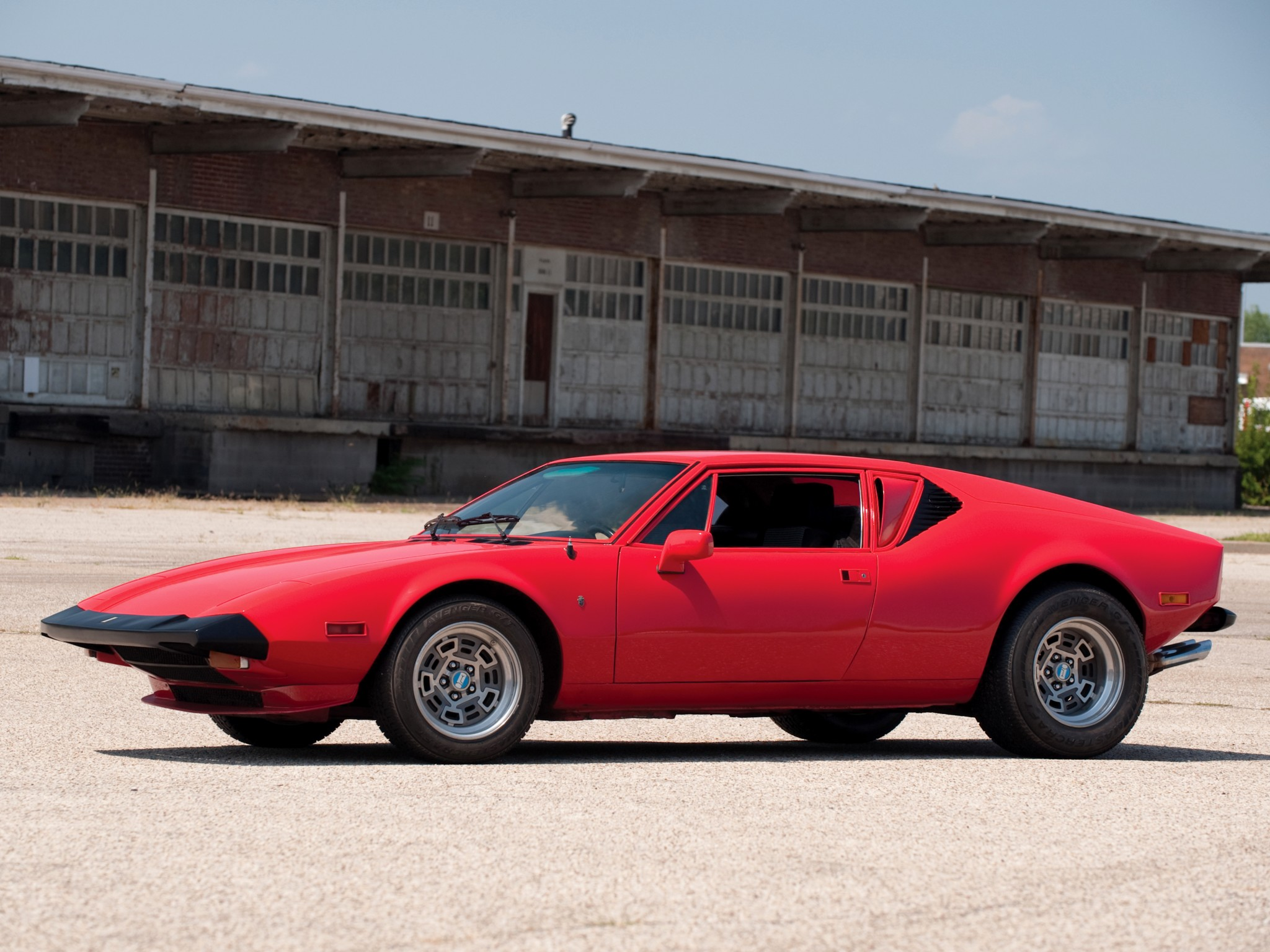 ATS Buys De Tomaso, New Pantera Planned