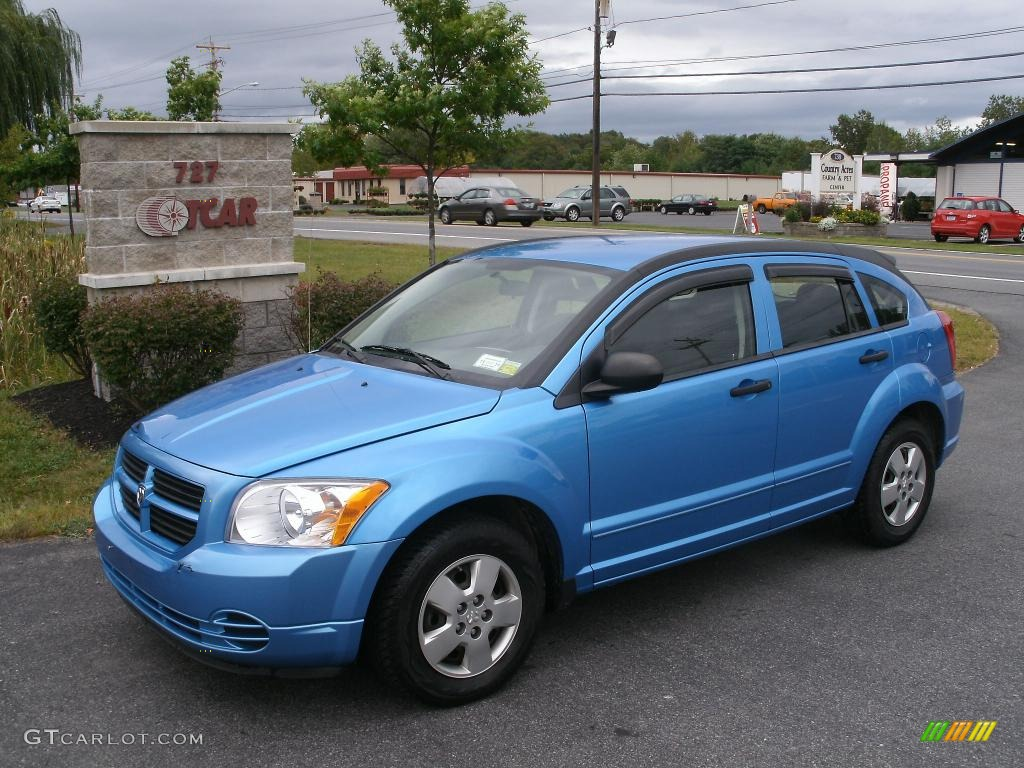 Dodge Caliber 2008 Blue