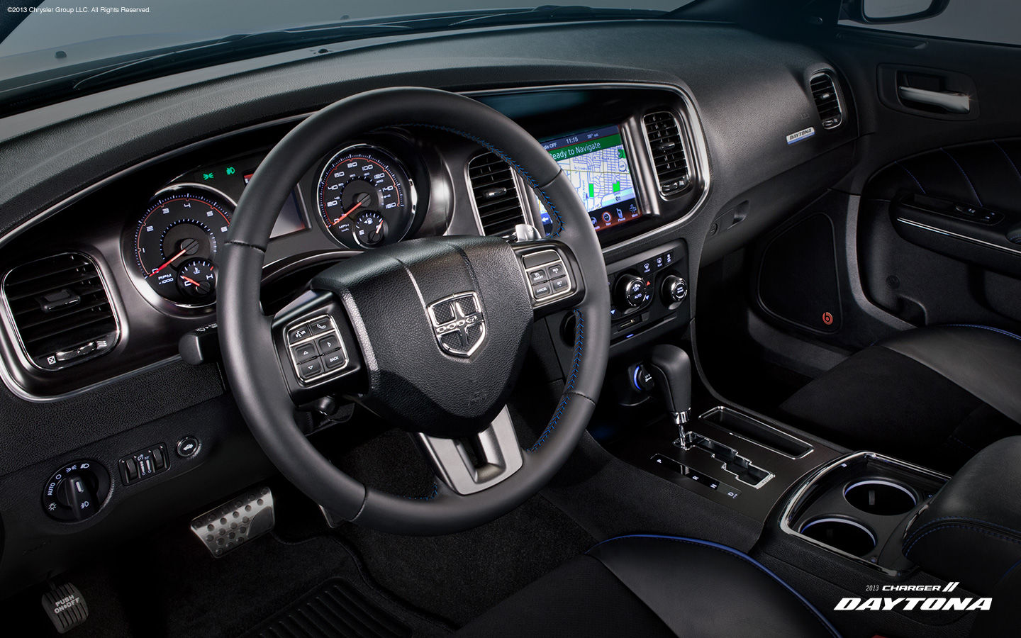 Dodge Charger 2013 Interior