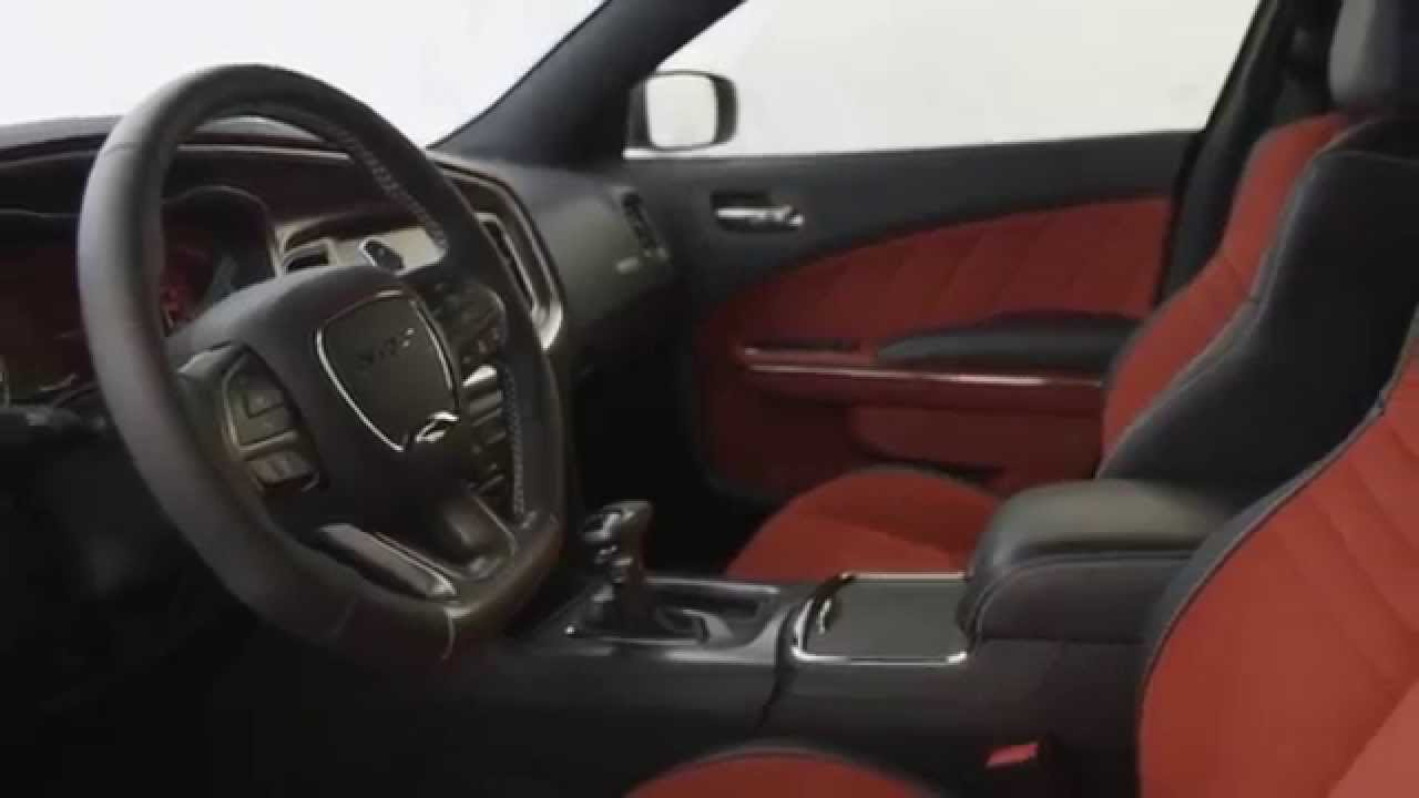 Dodge Charger Hellcat Interior