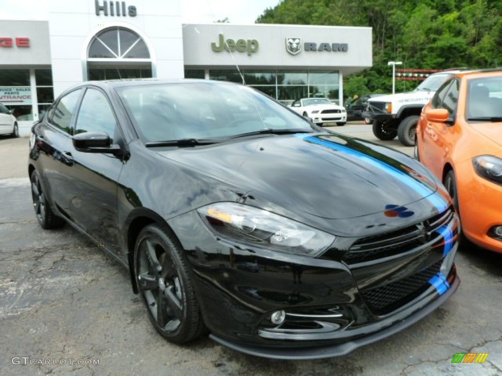 Dodge Dart 2013 Black