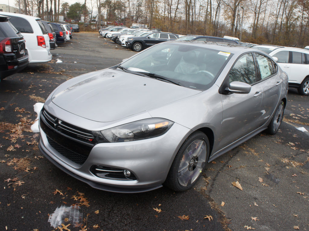 Dodge Dart 2015 White