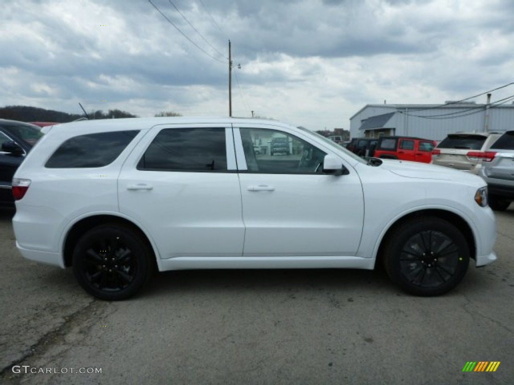 Dodge Durango 2014 White