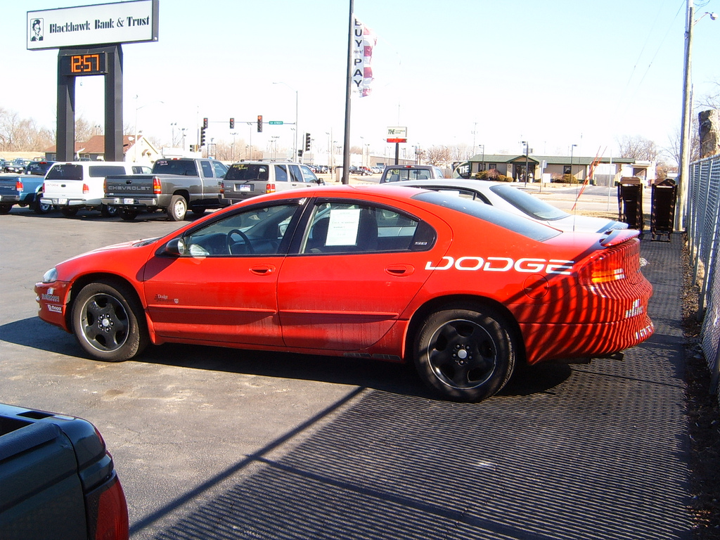 ... 2001 Dodge Intrepid R/T Motorsports Edition | by Tom Klockau