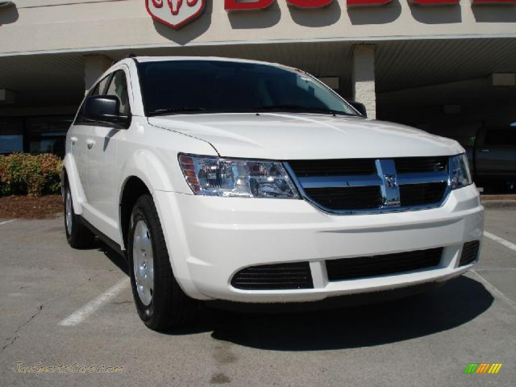 Dodge Journey 2010 White