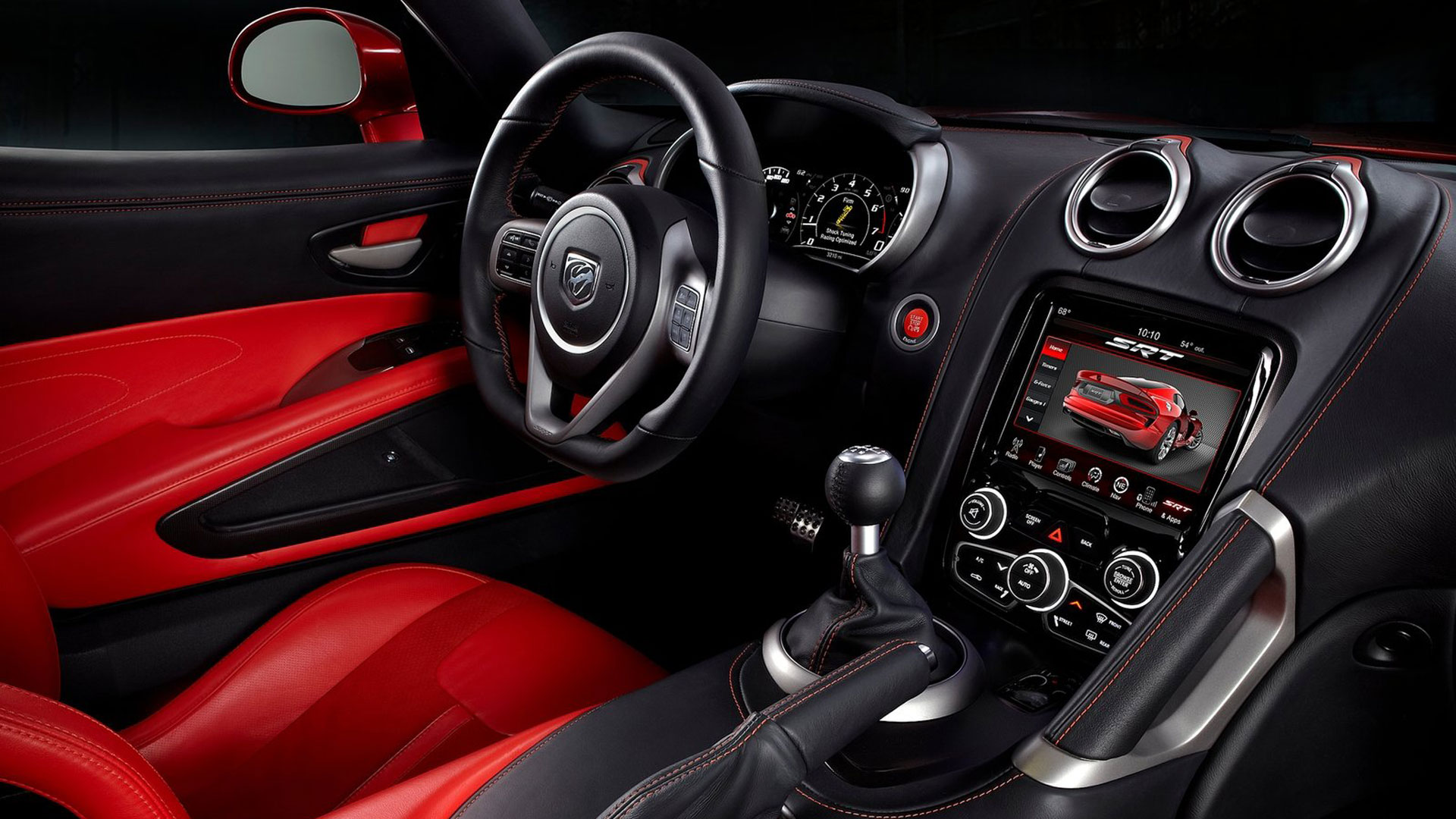 2013 Dodge SRT Viper GTS Dash Board 2013 Dodge SRT Viper GTS Price and Review