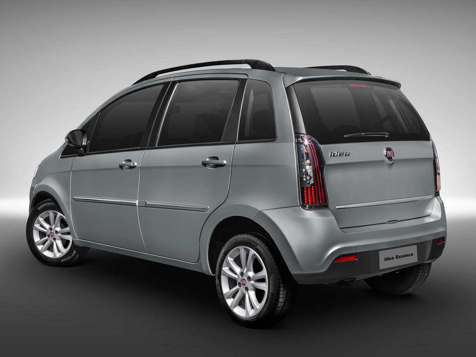2014 Fiat Idea - photo gallery