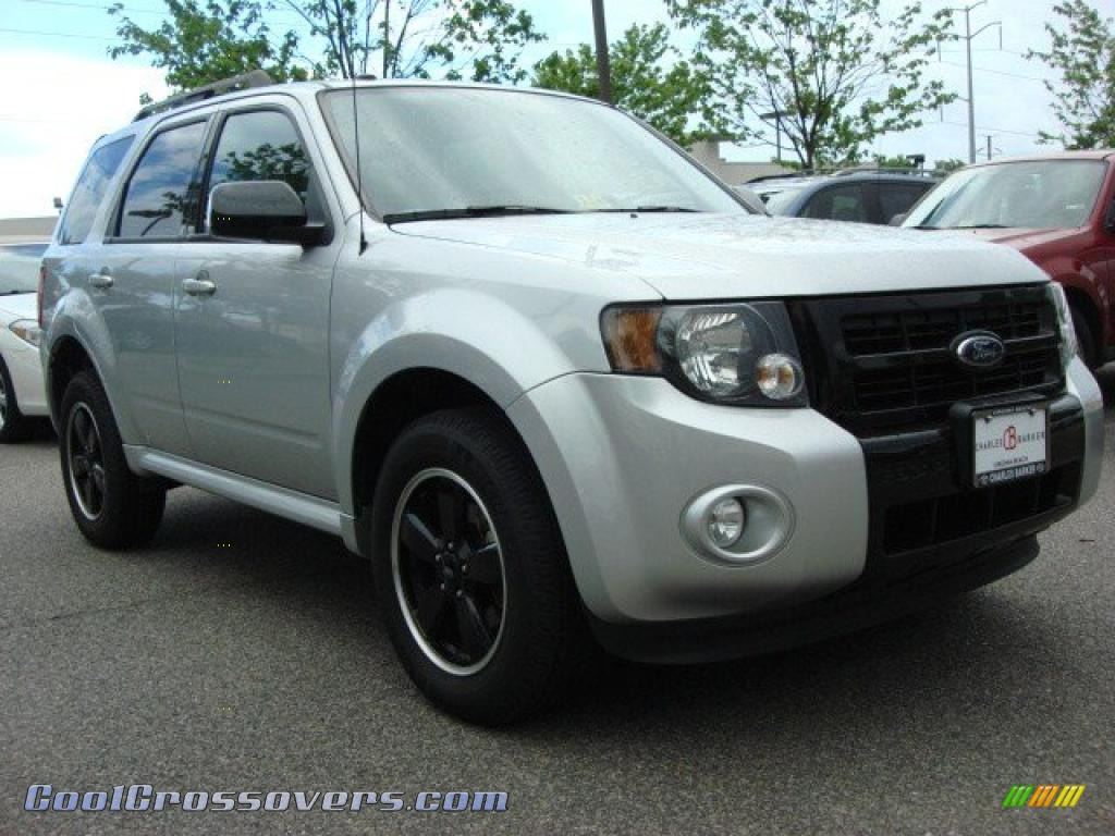 Ford Escape 2012 Silver