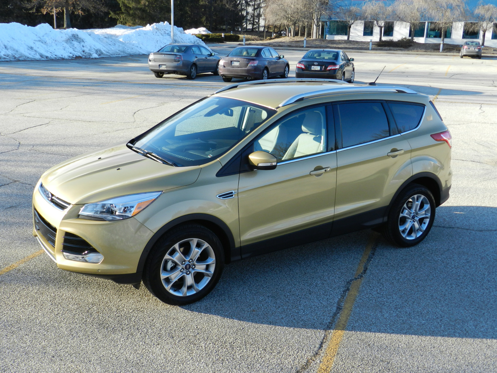 Ford Escape 2015 Colors