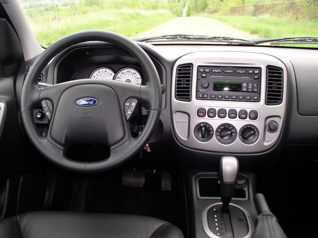 Ford Escape Interior 2005