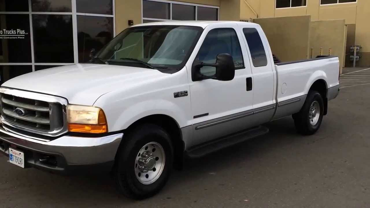 for sale 1999 Ford F250 Powerstroke Diesel 7.3 Long Bed 1-Owner 92k -t