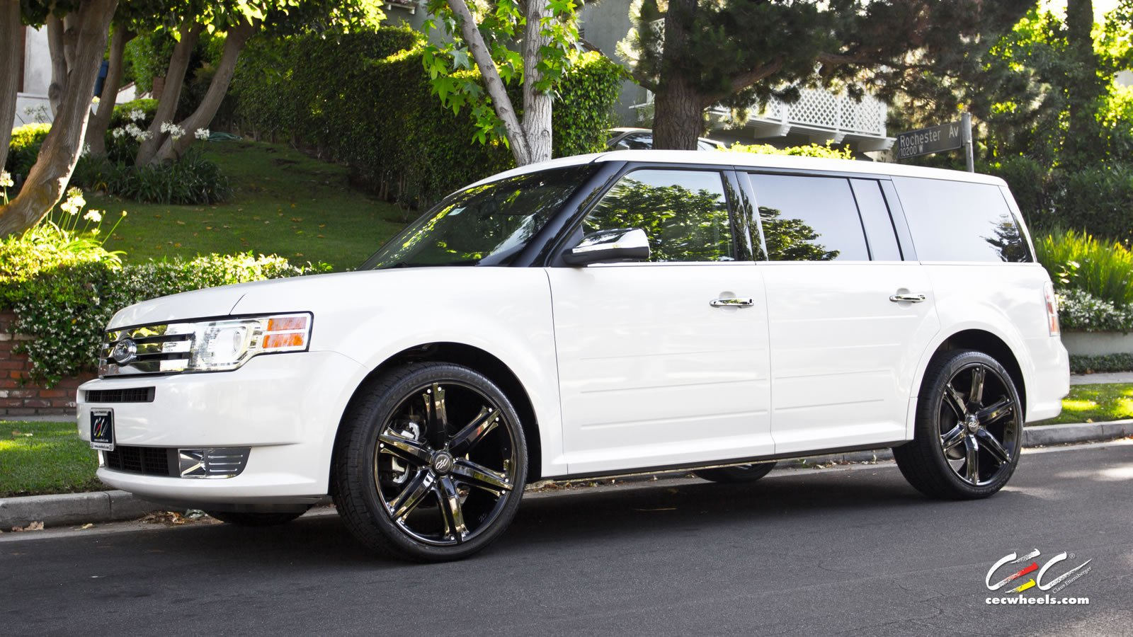 Ford Flex 2015 Colors